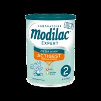 Modilac Expert Actigest 2 Lait poudre B/800g à MONTPELLIER