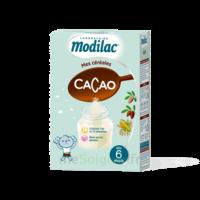 Modilac Céréales Farine Cacao à partir de 6 mois B/300g à MONTPELLIER
