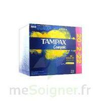 Tampax Compak - Tampon Régulier à MONTPELLIER