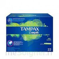 Tampax Compak - Tampon Super à MONTPELLIER