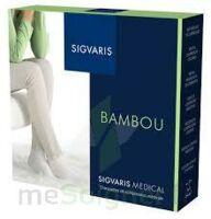 Sigvaris Bambou 2 Chaussette femme noir N médium à MONTPELLIER