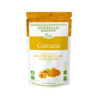 Herbesan Curcuma Bio Poudre 200g à MONTPELLIER