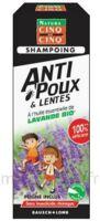 Cinq sur Cinq Natura Shampooing anti-poux lentes lavande 100ml à MONTPELLIER