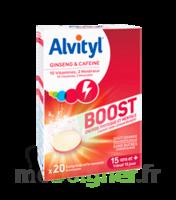 Alvityl Boost Comprimés B/20 à MONTPELLIER