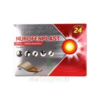 NUROFENPLAST 200 mg Emplâtre médic 4Sach à MONTPELLIER