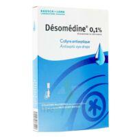 DESOMEDINE 0,1 % Collyre sol 10Fl/0,6ml à MONTPELLIER